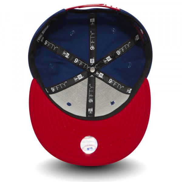 48ef95ef CAP SHOP New Era Kids MLB NY Yankees Cotton Block Youth Snapback