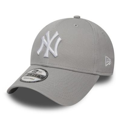 CAP SHOP New Era 940 Leag Basic Neyy NY Yankees Grey - original ff212e245cc6