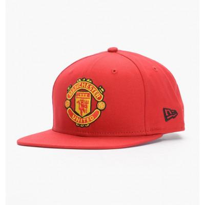 61d30ed2396 CAP SHOP New Era Manchester United TS MU5 Basic 9Fifty Red original